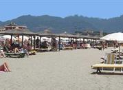 Spiaggia di Marina di Pietrasanta - Marina di Pietrasanta