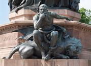 Monumento a Dante - Trento