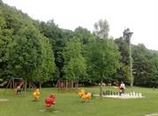 Parco di Villa Glisenti - Villa Carcina