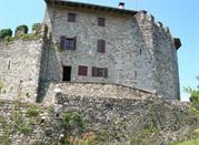 Castello di Arcano Superiore  - Rive d'Arcano