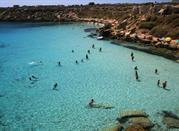 Spiaggia Cala azzurra - Favignana