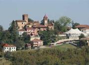 Castello di Castellero trasformato - Castellero