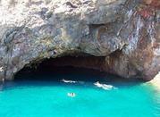 Grotta degli Innamorati - Panarea