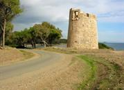 Torre di Cala d'Ostia - Pula