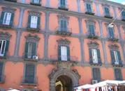 Palazzo dello Spagnolo - Napoli