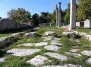 Area archeologica di Alba Fucens - Antrosano