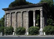 Tempio della Fortuna Virile - Roma
