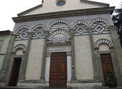 Pieve di Sant' Andrea  - Pistoia
