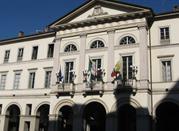 Palazzo Dattili della Torre - Voghera