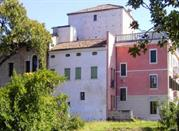 Castello di Torre trasformato - Pordenone