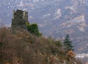 Rocca di Vogogna ruderi - Vogogna