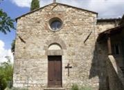 Chiesa di San Giorgio alla piazza - Castellina in Chianti