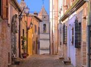 Centro storico - Montemaggiore al Metauro