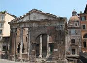 Portico d'Ottavia - Roma