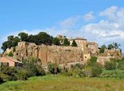 Borgo murato Ceri - Cerveteri