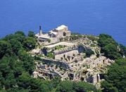 Villa Jovis di Tiberio - Capri