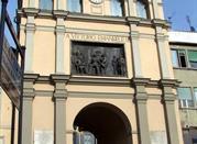Arco della Torre dell'Orologio - Moncalieri