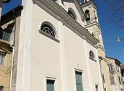 Parrocchia di San Giovanni Decollato - Montoggio