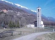 Chiesa parrocchiale - Mantello