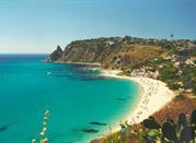 Spiaggia del Cavaliere - Tropea