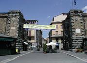 Bastioni di Santo Spirito - Arezzo