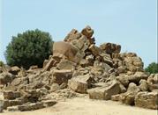 Tempio di Zeus Olimpio - Agrigento