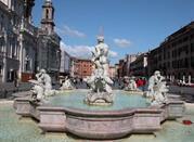 Fontana del Moro - Roma