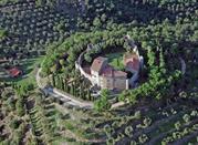 Castle of Monte Gualandro - Tuoro sul Trasimeno
