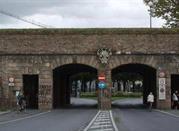 Porta Vittorio Emanuele - Lucca