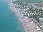 Spiaggia Tamure'Tarquinia Lido - Lido di Tarquinia
