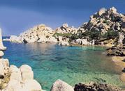 La spiaggia Cala Spinosa - Santa Teresa di Gallura
