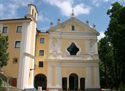 Santuario di Nostra Signora delle Tre Fontane - Montoggio