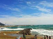 Spiaggia d'oro - Imperia