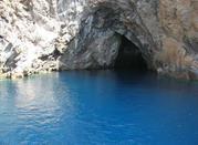 Grotta del Cavallo o dell'Eremita - Vulcano