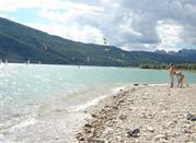 lago di santa croce kitesurf - Farra d'Alpago