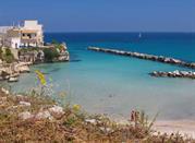 Spiaggia Baia dei Turchi - Otranto