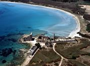 Spiaggia della Tonnara nell'Oasi di Vendicari - Noto