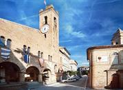 Torre del Palazzo Comunale - Monterubbiano