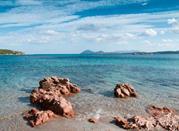 Spiaggia Cala petra ruja - Arzachena