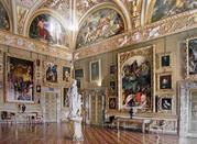 Palazzo Pitti: Galleria d'Arte Moderna - Firenze