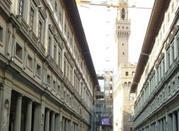 La Galleria degli Uffizi - Firenze