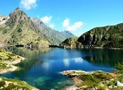 Lago Delle Rovine - Entracque