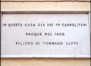 Casa di Filippo Lippi - Firenze