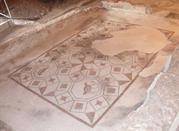 Mosaici Domus Romana - Cupola parcheggio - Spello