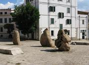Piazza Sebastiano Satta - Nuoro