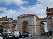 Porta San Croce - Gubbio