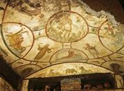 Catacombe Santi Marcellino e Pietro - Roma