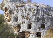 Pantalica - Zona Archeologica (XII sec.a.C.) - Sortino