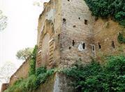 Mura di Rocca Savella Diroccato - Roma