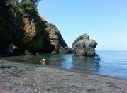 Spiaggia Nera - Maratea